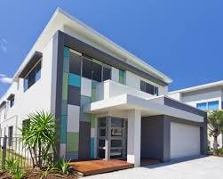 modern house design colours