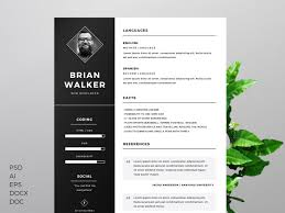 Free Download Resume Templates For Microsoft Word 2014 Resume Templates Microsoft Word Virtren Com