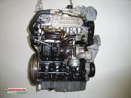 spare parts engine vw golf 5 03 09 1 9 tdi 66kw bru