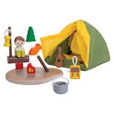 Plan Set Camping Set U2013 Plantoys Usa