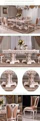 baroque antique style italian dining table 100 solid wood italy