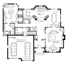 detailed plans of houses home design and style