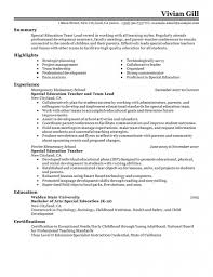 sample of special skills in resume leadership resume examples templates leadership resume sample resume for your job application