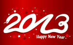 Beautiful Happy New Year Wallpapers 2013 | Smash Materials