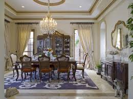 Traditional Dining Room Dining Room Decorating Ideas Lonny - Traditional dining room ideas