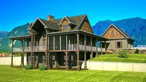 innovative mountain house plans homedessign com