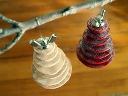 Homemade Christmas Decorations by Diy Industrial Christmas Tree Ornament Reality Daydream