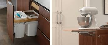 Kitchen Cabinet Storage And Accessories Mid Continent Cabinetry - Kitchen cabinet accesories