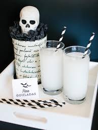 halloween drink recipes diy