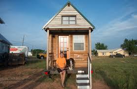 west texas town finds u0027tiny house u0027 crowd a bit too earthy wsj