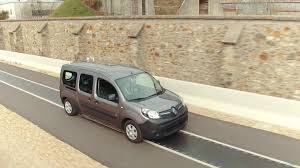 renault kangoo z e will take on the electric road driving
