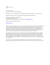 Appointment Letter Sample For Subcontractor Chief Estimator Cover Letter