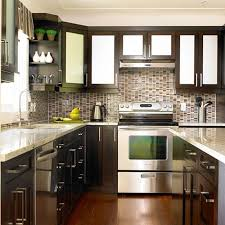 Kitchen Color Ideas With Cherry Cabinets Kitchen Cabinet Kitchens With Cherry Cabinets Wood Plate Rack