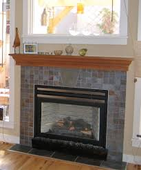 slate tile fireplace surround re show me your tile or granite