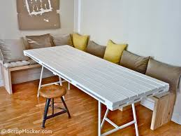 Dining Table With Banquette Trendy Ikea Banquette Hack 59 Ikea Hack Banquette Seating Ikea