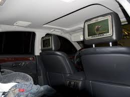 2007 lexus ls 460 interior rear seat entertainment in the ls460 clublexus lexus forum