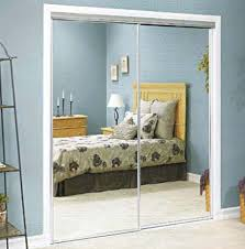 Home Decor Sliding Wardrobe Doors Door Interesting Home Depot Mirror Closet Doors For Your Closet