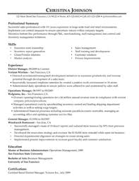Resume Examples For Food Service by Impactful Professional Food U0026 Restaurant Resume Examples