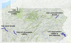 Map Of The Ohio River by 2015 River Of The Year Nominees U2013 Pennsylvania River Of The Year