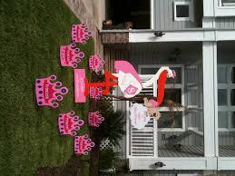 stork yard signs flamingos 2 go