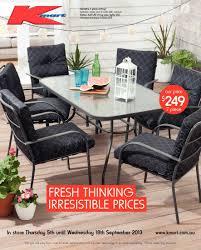 Martha Stewart 7 Piece Patio Dining Set - white patio table kmart black and pagoda walmart for amazing 11
