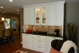 kitchen under cupboard lighting decorating exciting white medallion cabinetry with under cabinet