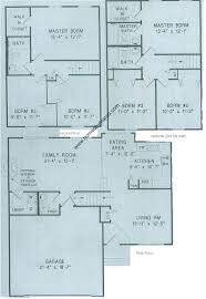 Split Level Home Designs Basement Home Plans Split Level Home Plan