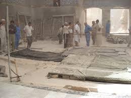 گزارش تصویری: بازسازی حرمین امامین عسکریین (ع)