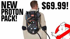 a proton pack for only 69 99 more items coming this halloween