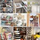 Simple Ideas to Organize Your Kitchen | The Budget Decorator