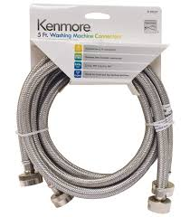 washer dryer deals black friday kenmore 99901 59027 stainless steel washing machine hose u2013 2 pack