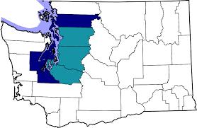 Toledo Ohio Zip Code Map by Seattle Metropolitan Area Wikipedia
