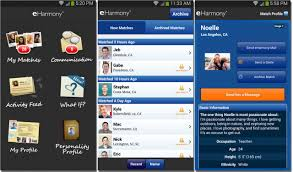 Best Android Dating Apps Phandroid eHarmony might as well be OurTime com when compared to the other apps on this list  With a userbase that skews a bit on the older side  eHarmony is best