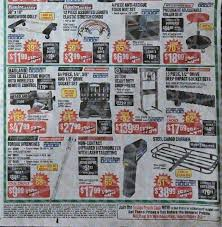 home depot black friday newspaper ad 2017 harbor freight black friday ad 2017 6 586x600 jpg