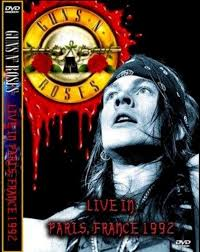 Download DVD   Guns N Roses   Live In Paris 1992   DVDRip Xvid Baixar Grátis