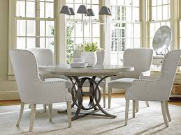 Dining Room Table Pictures Oyster Bay Calerton Round Dining Table Lexington Home Brands