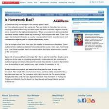 persuasive essay on homework Millicent Rogers Museum Homework   Persuasive Essay Research             Pearltrees Is Homework Bad
