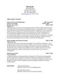 Resume Sample For Long Term Employment by Resume Samples U2013 Expert Resumes