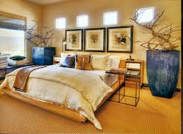decorating with african african contemporary bedroom interior