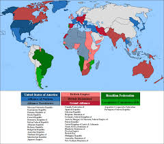Map Of Europe During The Cold War by Mof 05 Cold War Uk Vs Us Alternate History Discussion