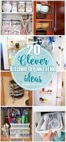 270 best kitchen organization recycle tips images on pinterest