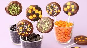 Cake Pops Halloween Ideas by Halloween Treats U0026 Desserts Martha Stewart