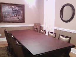 Custom Made Dining Room Furniture Pad For Dining Room Table Fair Design Inspiration Dining Room