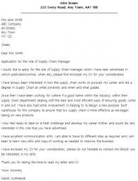 Logistics assistant cover letter Jobcoke com Retail manager CV template