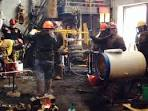 Annual Iron Pour Sculpture Event Draws Dozens of Artists to U of M ... kstp.com