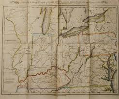 Ohio Kentucky Map by 1810 U0027s Pennsylvania Maps