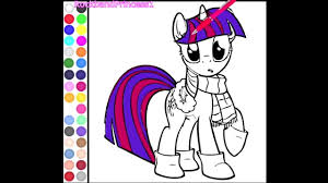 My Little Pony Colouring Pages My Little Pony Coloring Pages Twilight Sparkle Coloring Pages