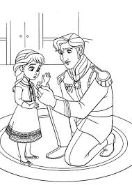 free frozen coloring cartoon coloring pages