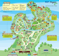 Blank Park Zoo Map by Singapore Zoo Map Gif