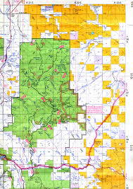 Maps Oregon by Buy And Find Oregon Maps Bureau Of Land Management Statewide Index